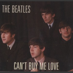 The Beatles Can't Buy Me Love
