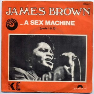 James Brown Sex Machine