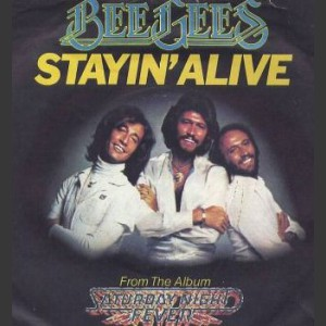 Bee Gees Stayin' Alive