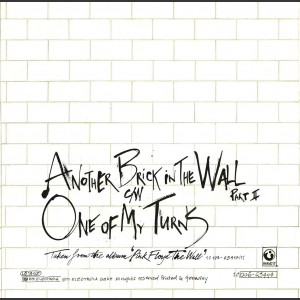 Pink Floyd Another Brick In The Wall