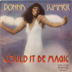 Donna Summer Could It Be Magic