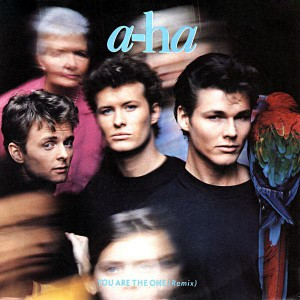 A-Ha You Are The One (7