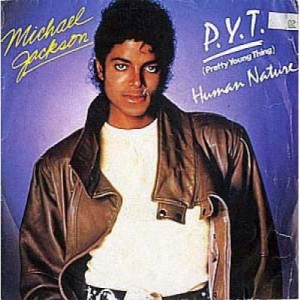 Michael Jackson P. Y. T. (Pretty Young Thing)