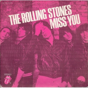 The Rolling stones Miss You
