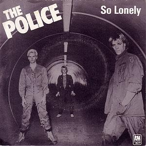 The Police So lonely