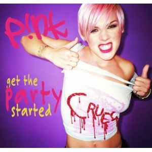 P!nk Get The Party Started
